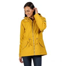 Regatta Brigid Ladies Mustard Jacket model