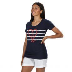 Regatta Filandra Ladies Navy T-Shirt