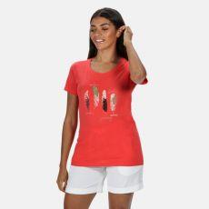 Regatta Filandra Ladies Red T-Shirt