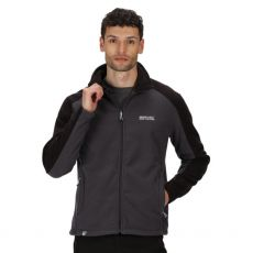 Regatta Hedman II Gents Black Fleece Jacket