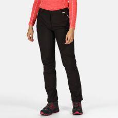 Regatta Ladies Highton Stretch Walking Trousers Black