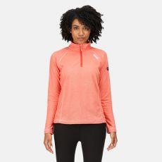 Regatta Montes Ladies Orange Fleece