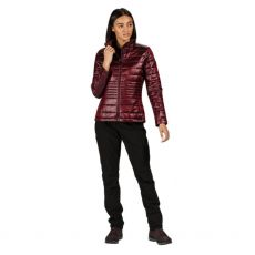 Regatta Lustel Women's Purple Potion Jacket front