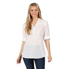 Regatta Maelie Ladies White Shirt