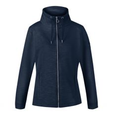 Regatta Olena Navy Women's Fleece white backdrop