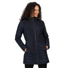 Regatta Parmenia Ladies Navy Jacket on model