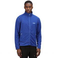 Regatta Men's Stanner Full Zip Blue Fleece