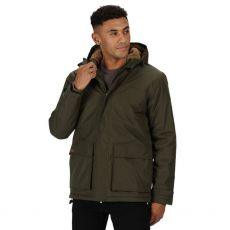 Regatta Sterlings II Gents Waterproof Khaki Jacket