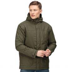 Regatta Sterlings III Men's Waterproof Jacket Khaki