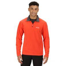 Regatta Thompson Gents Orange Fleece  model
