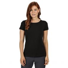 Regatta Women's Carlie Black T-Shirt