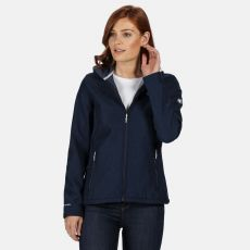 Regatta Women's Connie IV Navy Jacket  on model