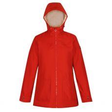 Regatta Bergonia II Rust Ladies Jacket Front