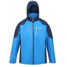 Regatta Calderdale III Gents Blue Jacket