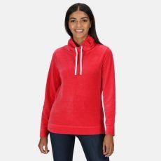 Regatta Hepzibah Red Ladies Fleece