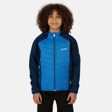 Regatta Kielder Hybrid IV Kids Blue Jacket
