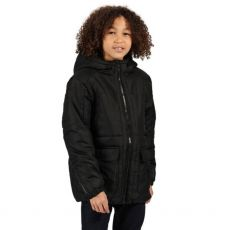 Regatta Perico Kids Black Jacket