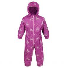 Regatta Pobble Kids Pink Bodysuit