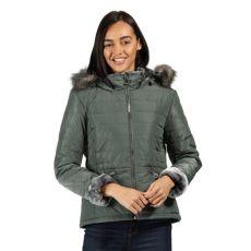Regatta Westlynn Ladies Green Jacket