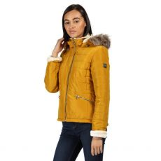 Regatta Westlynn Ladies Mustard Jacket