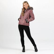 Regatta Westlynn Ladies Purple Jacket