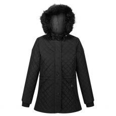 Regatta Zella Ladies Black Quilted Jacket