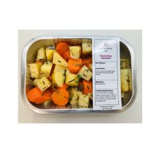 Roasted Vegetables Side Dish
