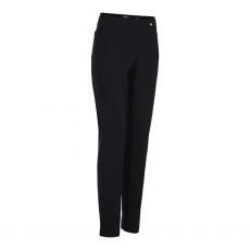 Robell Bella Full Length Black Trousers