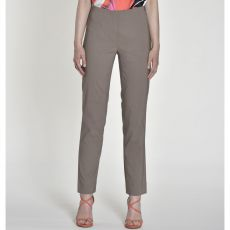 Robell Marie Full Length Taupe Trousers