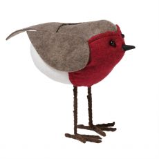 Robin Red Breast Decoration