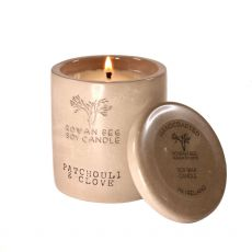 Rowan Beg Patchouli & Clove  Large Candle