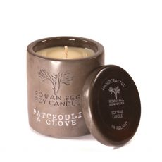 Rowan Beg Patchouli & Clove Small Candle