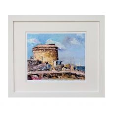 Ruth Maloney Chinwag Martello Tower Seapoint 13x11