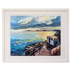 Ruth Maloney A Special Place Vico Baths 21x17