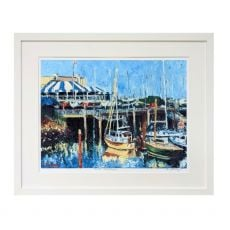 Ruth Maloney Howth Reflections 21x17