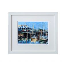 Ruth Maloney Howth Reflections 13x11