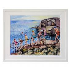 Ruth Moloney Ladies' Day The Forty Foot 21x17
