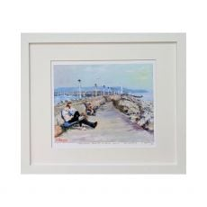 Ruth Moloney Parenting From 99s to Social Media Dun Laoghaire Pier 13x11