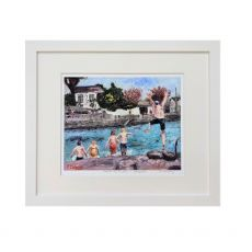 Ruth Maloney Taking the Plunge Sandycove 13x11