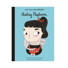 Ryland Peters Little People Big Dreams Audrey Hepburn