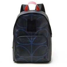 Scout Large Backpack - Linear Stem Indigo Swatch