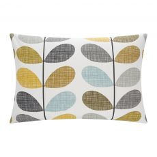 Orla Kiely Scribble Stem Pillowcase Pair