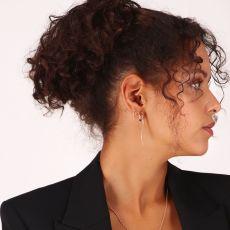 Scribble & Stone Mini Diverge Earrings