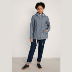 Seasalt Blue Depth Jacket