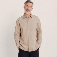Seasalt Men's Curator Shirt Birch