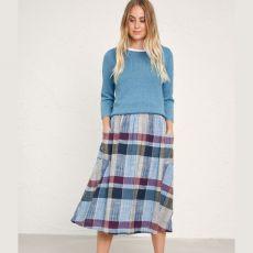 Seasalt Misty Day Skirt