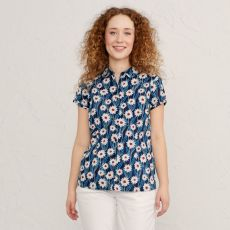 Seasalt Rushmaker Daisy Stem Swell Shirt