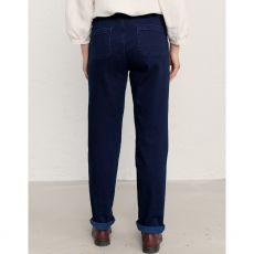 Seasalt Waterdance Dark Indigo Trousers 2