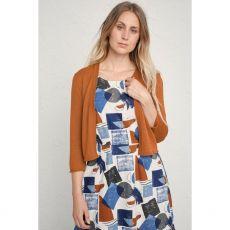 Seasalt Slipware Vanessa Cardigan Model