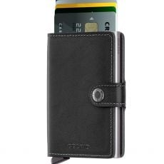 Secrid Original Black Mini Wallet